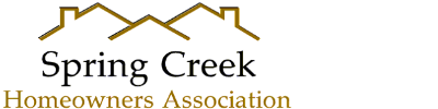Spring Creek Homeowners Association